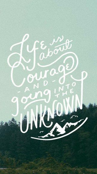Courage Iphone 6 6 Plus Wallpaper Good Vibes