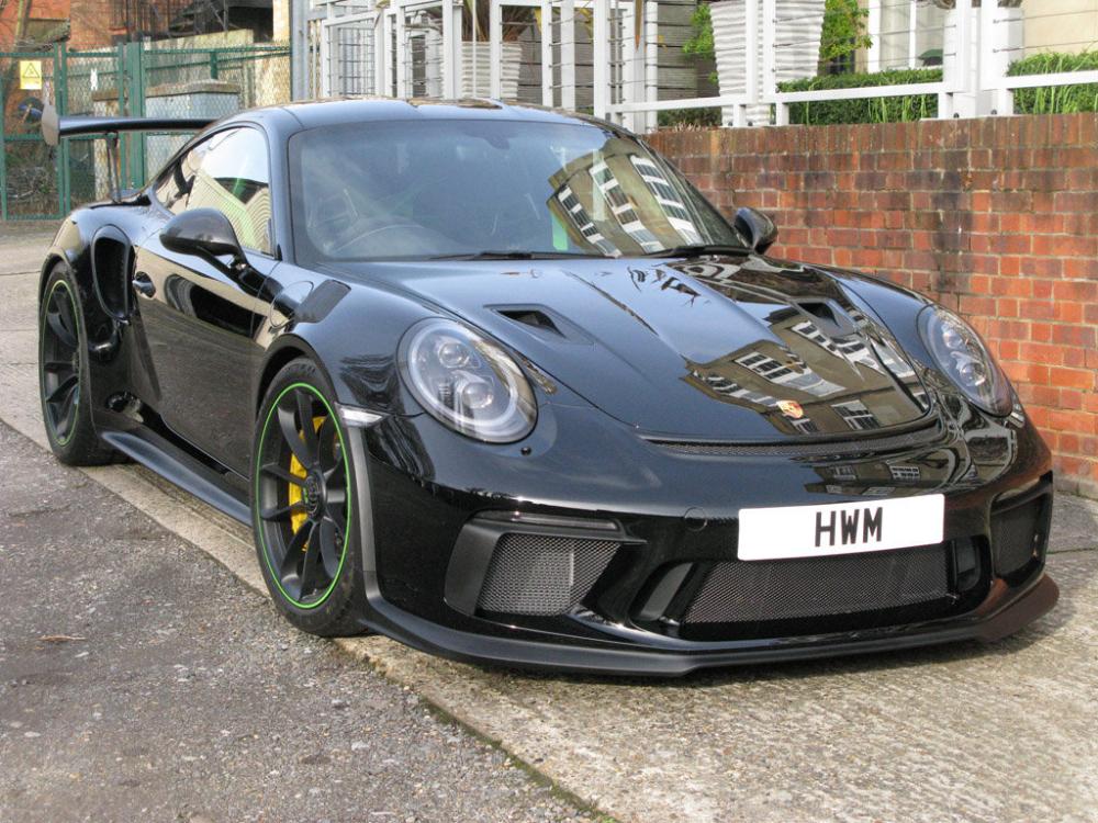 2018 Porsche 991 2 Gt3 Rs Basalt Black For Sale Car And Classic Porsche 991 Porsche 991 Gt3 Porsche
