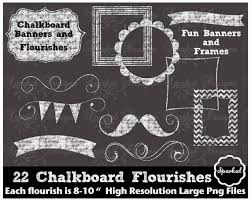 chalkboard flourishes google search