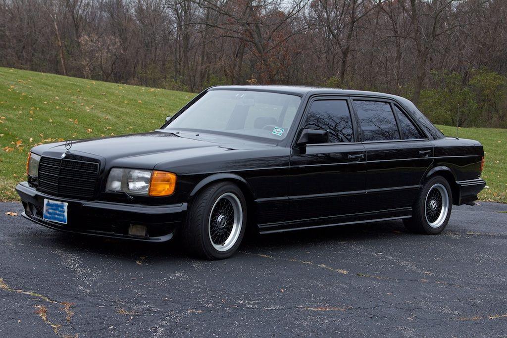 1985 Mercedes-Benz Brabus 1000 SEL for sale on BaT Auctions - ending December 21 (Lot #15,073) | Bring a Trailer