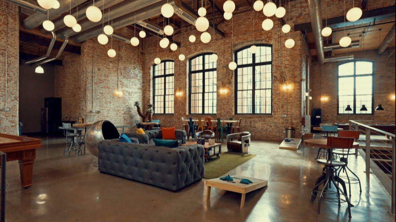 vintage industrial design ideas for your loft inside. Black Bedroom Furniture Sets. Home Design Ideas