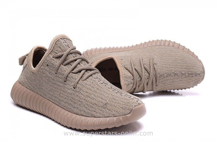 quality design 161e0 efd27 2016 Adidas Yeezy Boost 350 Women Running Shoes brown gold