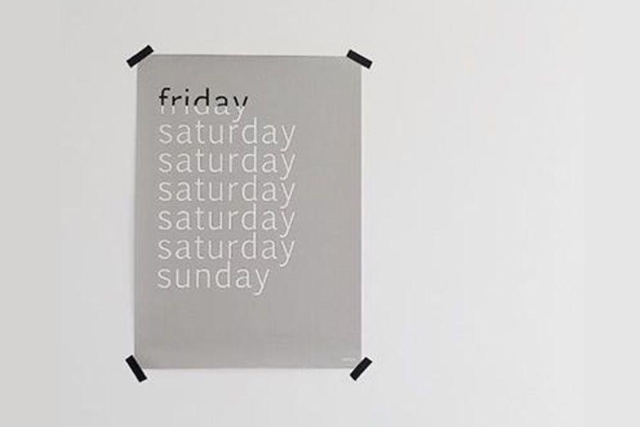 Tigerlillyquinn   Long Weekend Print