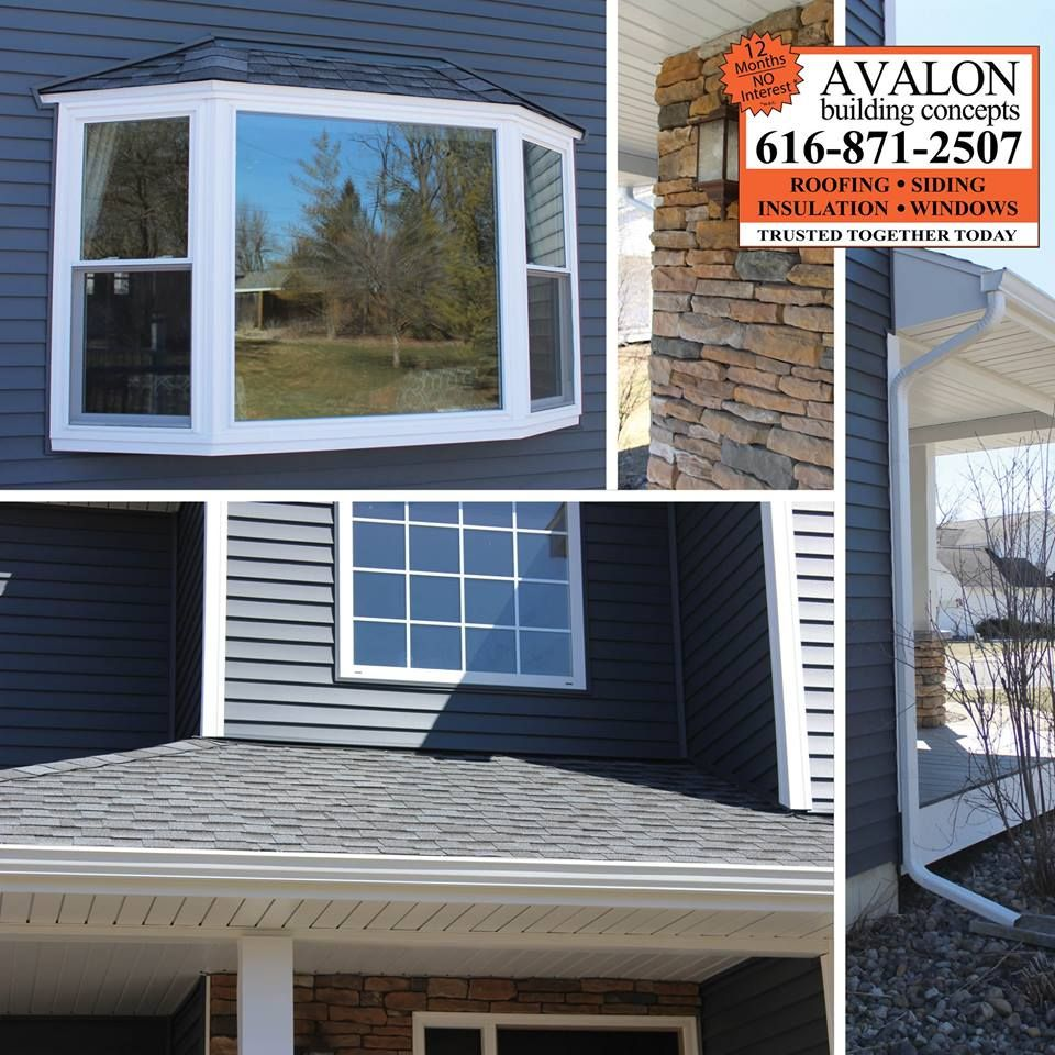 Pin On Avalon Home Exteriors