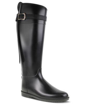 Dirty Laundry Riff Raff Rain Boots Macys Com Boots Cute Rain