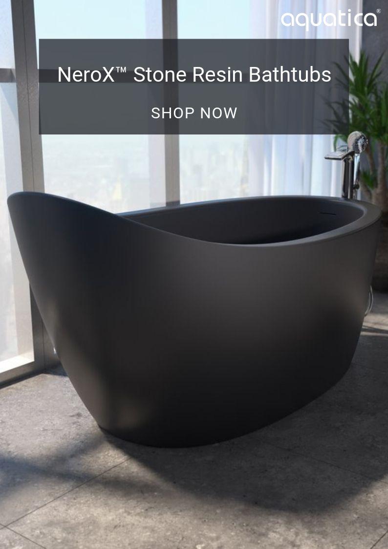 Black Bathtubs Black Bathroom