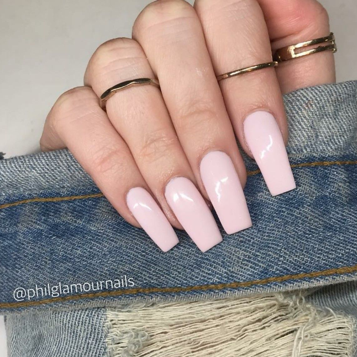 Long Square Nails Pink Nails Acrylic Nails Spring Nails Acrylicnailssquare Long Square Acrylic Nails Spring Acrylic Nails Long Square Nails