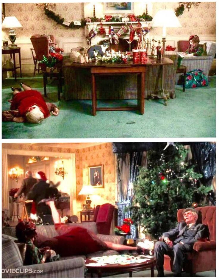 Image result for griswold vacation living room Christmas