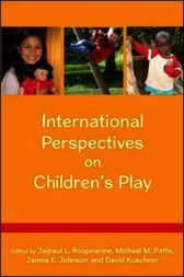 Buy, download and read International Perspectives On Children'S Play ebook online in EPUB or PDF format for iPhone, iPad, Android, Computer and Mobile readers. Author: Jaipaul Roopnarine;  Michael Patte;  James Johnson. ISBN: 9780335262892. Publisher: McGraw-Hill Education. This book provides an analysis of children's play across many different cultural communities around the globe.