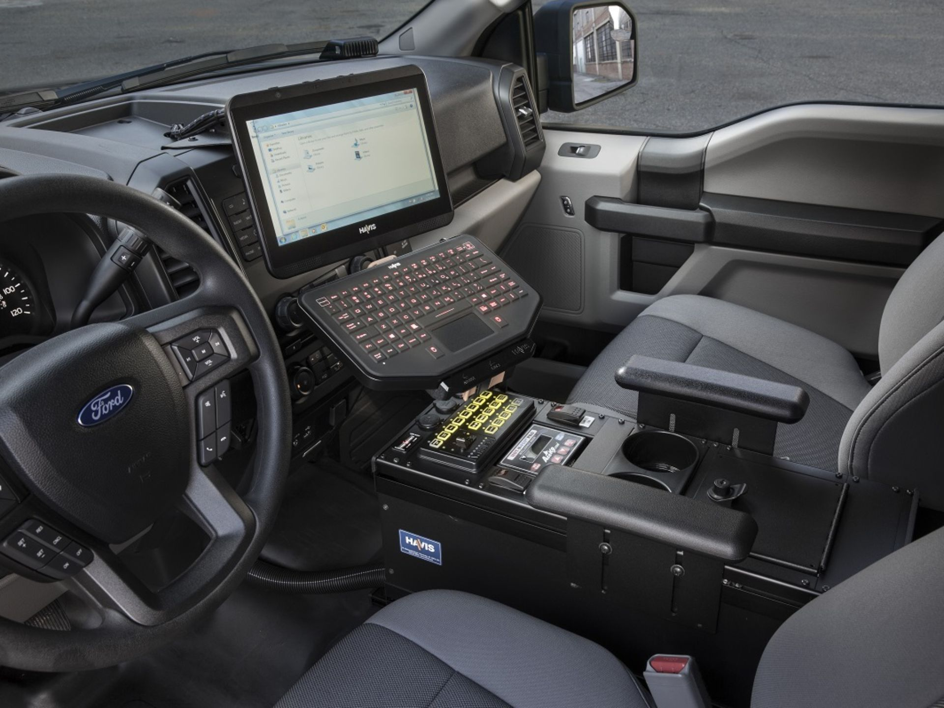 Ford Offers New F 150 Pickup Truck For Police Duty Camionetas