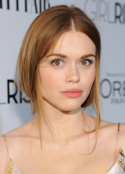 Holland Roden February 20: Vanity Fair Campaign Hollywood - DJ Night