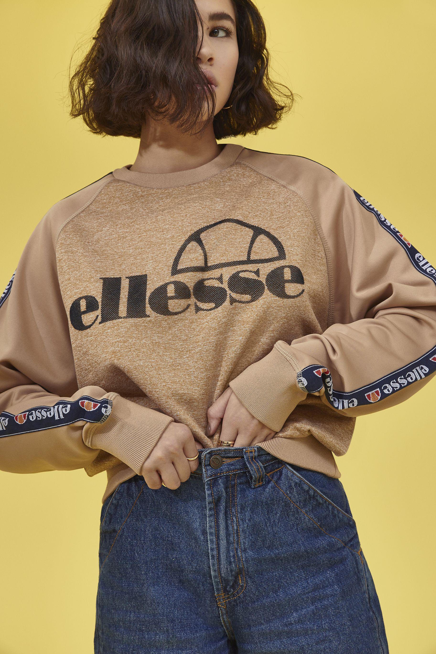 Ellesse ellesse clothing trend fashion style hoodie hood