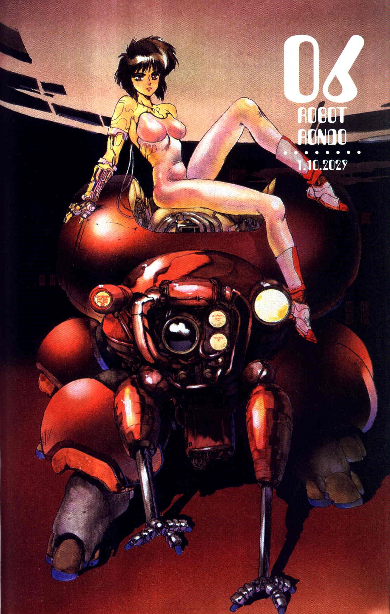 Ghost In The Shell Manga Image Anime Fans Of Moddb Ghost In The Shell Anime Cyberpunk Anime