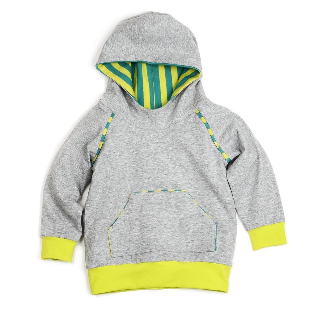 hooded raglan sweatshirt : 67 | niño | Pinterest | Costura y Patrones