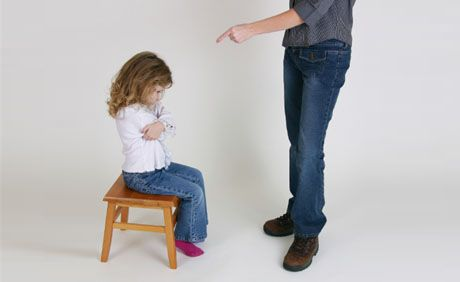 Disciplining your preschool aged child