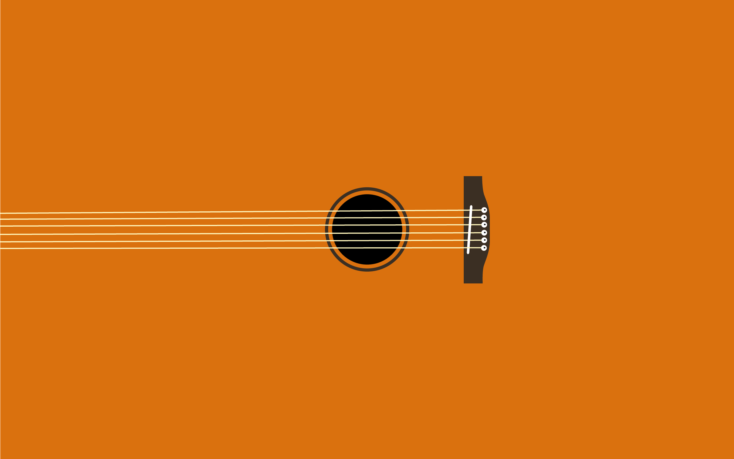 Agx31 acoustic guitar wallpaper 2560x1600 px download for Music minimal art