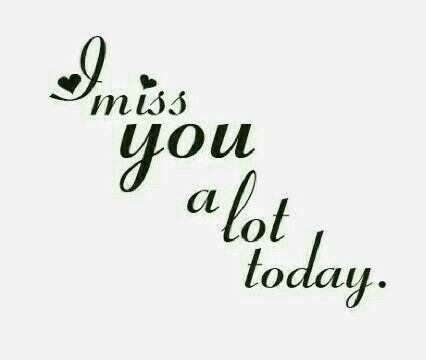 I Miss You A Lot Today With Images I Miss You Miss My Mom