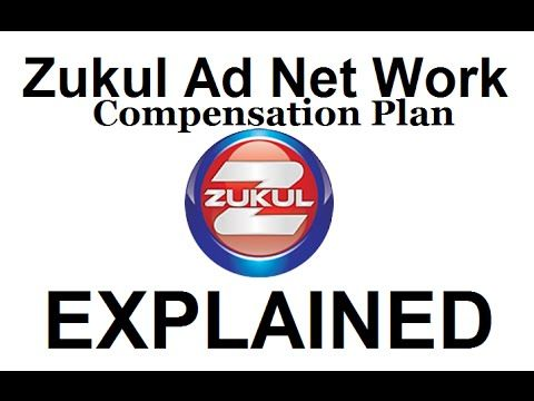 Time Freedom Compensation Plan Zukul Ad Network