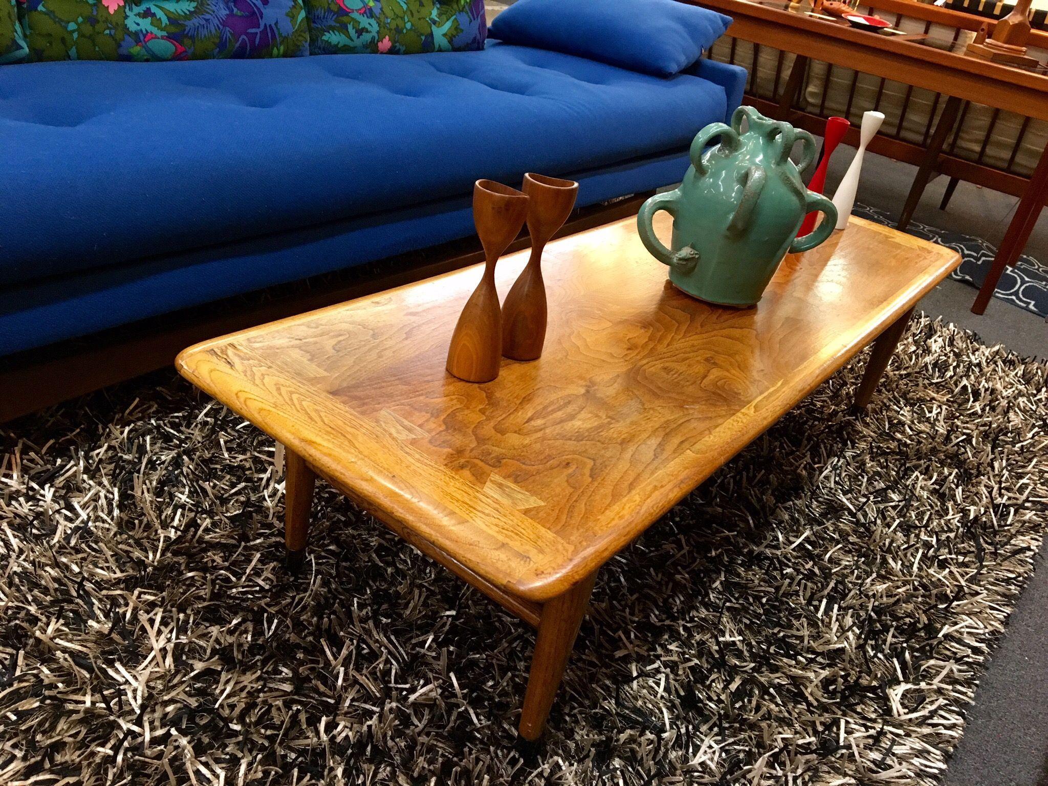 1963 Lane Acclaim Coffee Table Coffee Table Mid Century Design Table [ 1536 x 2048 Pixel ]