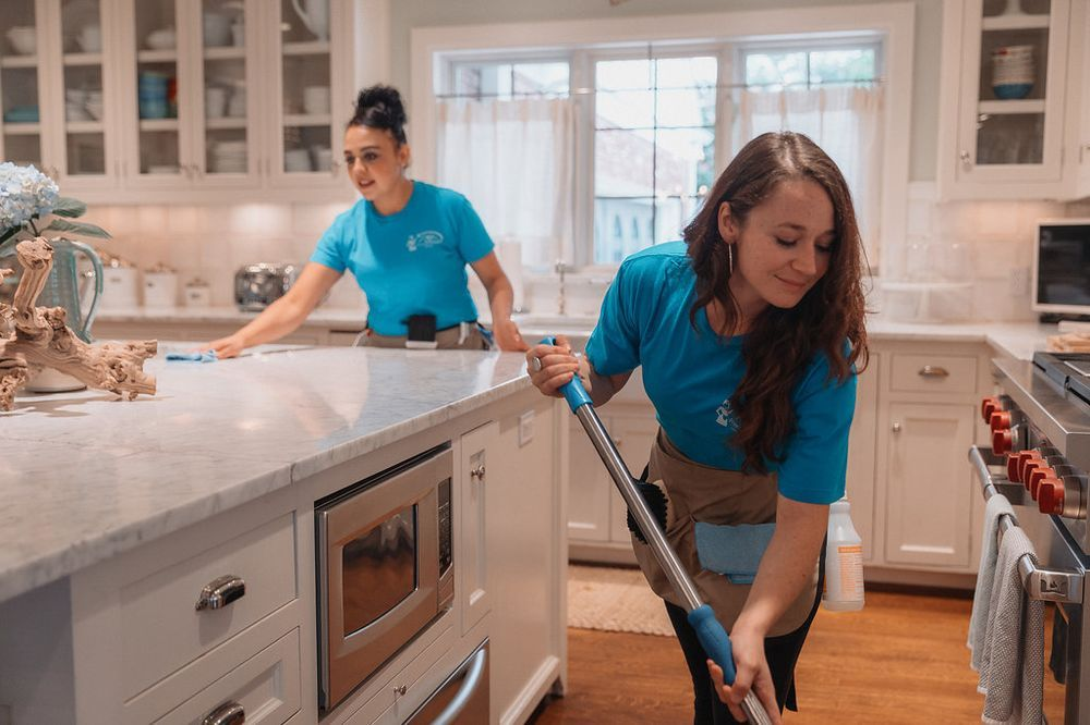 Deep Cleaning, Move inMove out & Apartment Cleaning