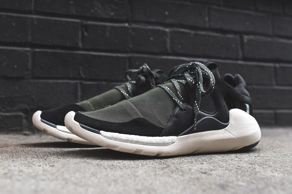 The adidas Y-3 Boost QR in a Colorway to Match Your Fall Bomber Jacket -  SneakerNews.com c12cbccb56d1