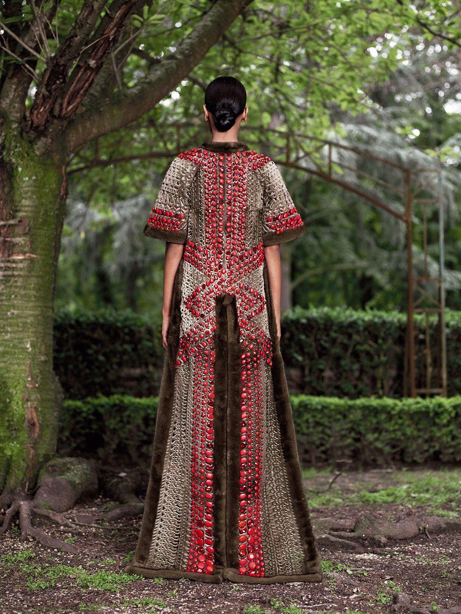 Givenchy Alta Costura Otoño 2012