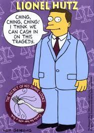 All My Simpsons Lionel Hutz Lionel Hutz The Simpsons Lionel