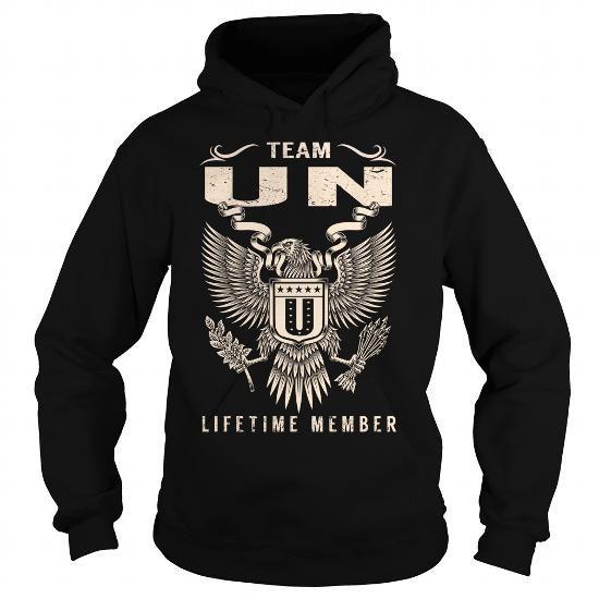 Team UN Lifetime Member - Last Name, Surname T-Shirt - #tshirt inspiration #hoodie sweatshirts. Team UN Lifetime Member - Last Name, Surname T-Shirt, sweater outfits,maroon sweater. BUY IT =>...