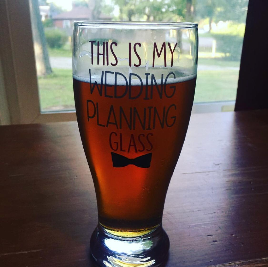 Gifts For The Groom Wedding Glass Beer Glass Etsy Gifts For Fiance Wedding Planning Glass Birthday Presents For Friends