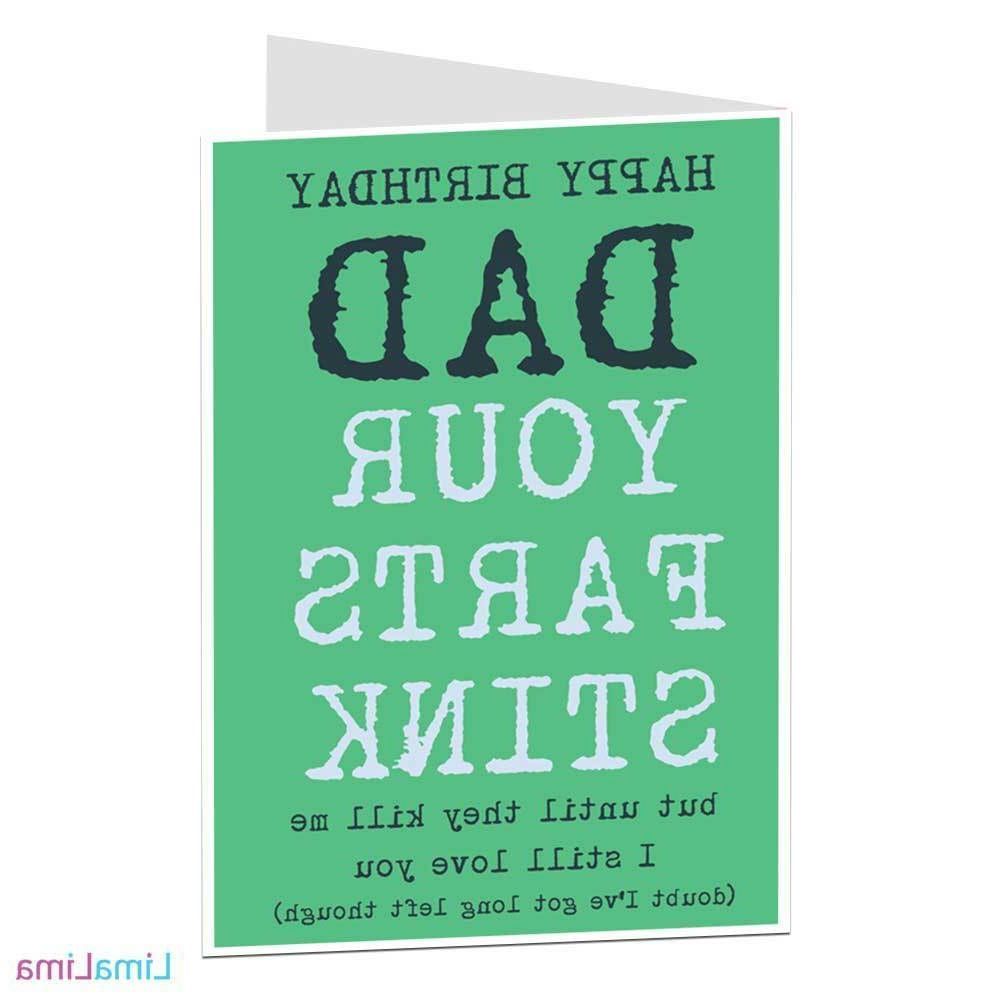 Download Set Of Happy Birthday Dad Card Ideas Funny Dad Birthday Cards Funny Birthday Cards Happy Birthday Card Funny