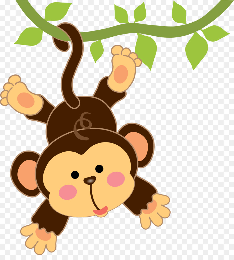 Pin By Alice Myself On Scrap Booking Monkey Drawing Cartoon Monkey Drawing Cartoon Monkey