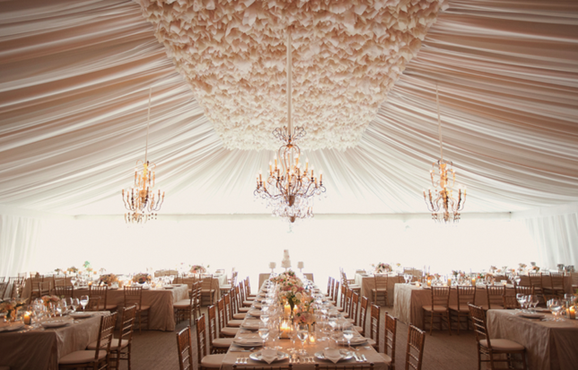 A Look At The Average Wedding Tent Cost By Type Plus Easy Ways To Save
