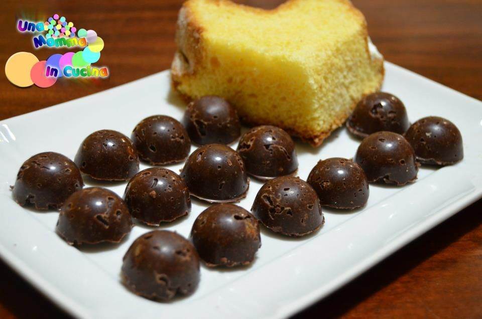 Photo of PANDORO CHOCOLATES … yes you got it right, with the blessed …