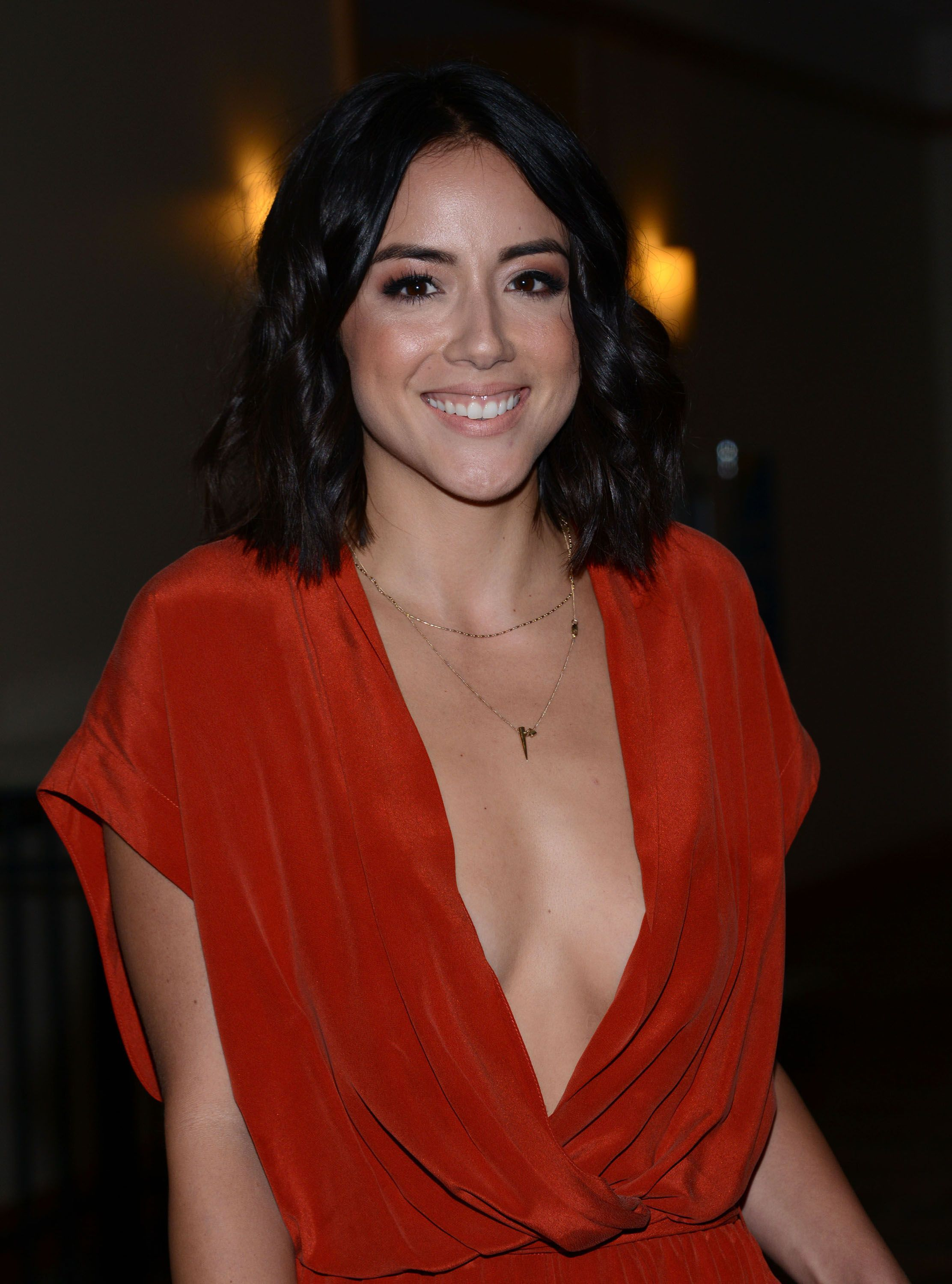 Chloe bennet cleavage naked (61 photo), Instagram Celebrites pic