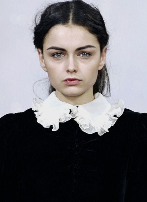 Darla Baker | Luisa Beccaria F/W 2007
