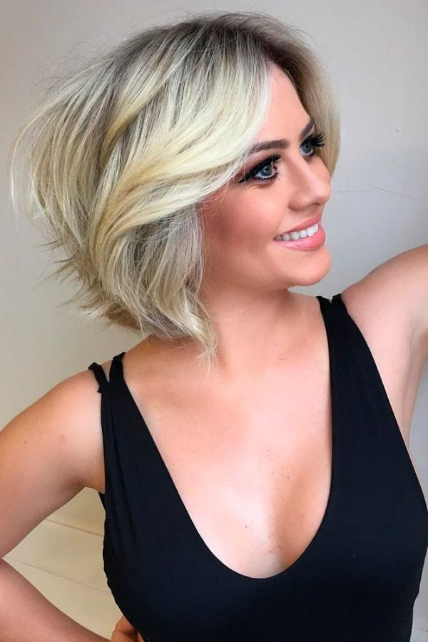 23 Cute Short Bob Haircuts For Women Pinterest Short Bobs Thin