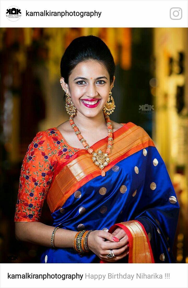 fa5f4b77df Pin de sailaja en blouses | Blouse designs, Silk saree blouse designs y  Saree blouse designs