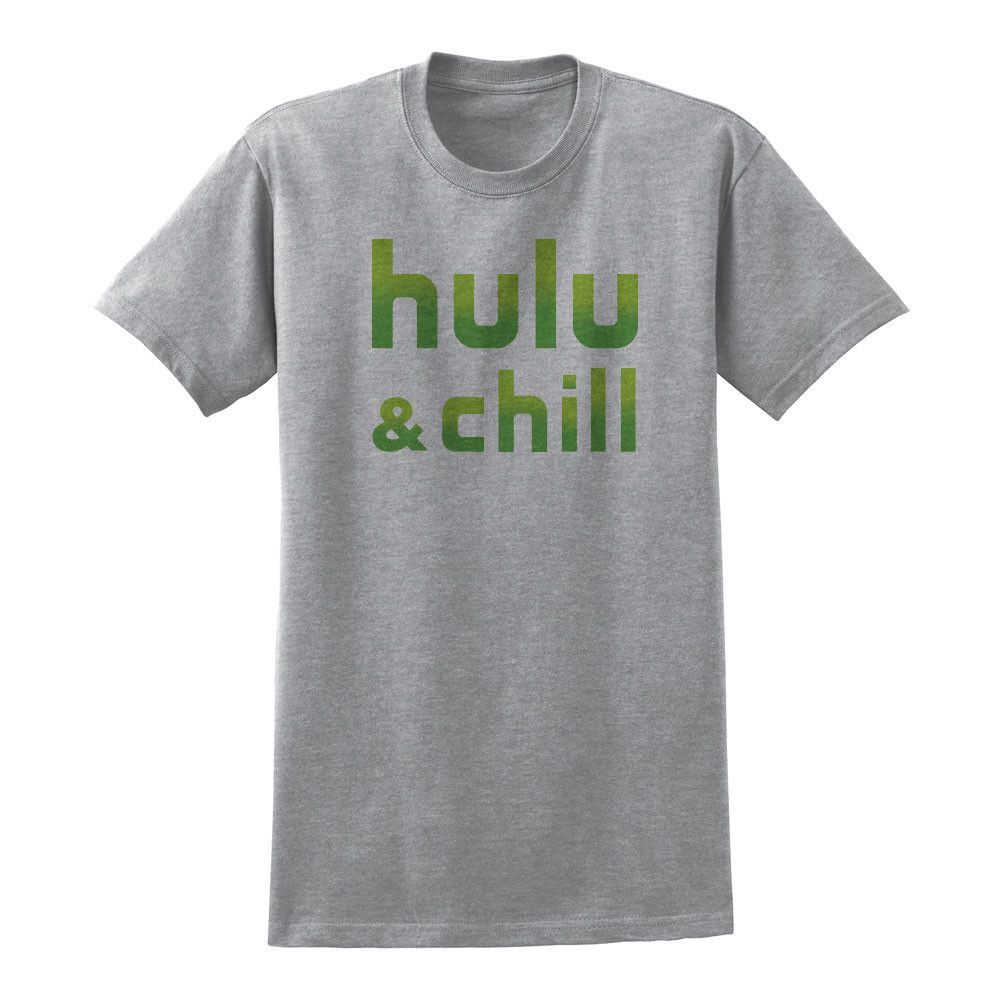 Hulu and Chill? Tee Netflix & Chill Shirt by NSNP