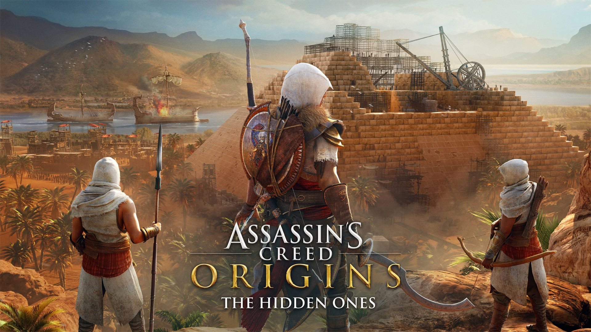 Assassin S Creed Origins Recensione Gioco Assassins Creed