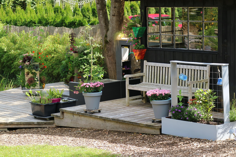 Buch Kein Platz Und Trotzdem Garten Buch Garten Kein Platz Trotzdem Und In 2020 Outdoor Decor Patio Outdoor