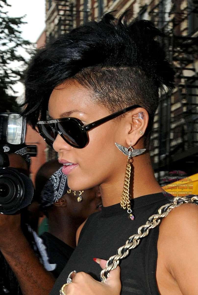 Look de rihana rhiana pinterest hair style