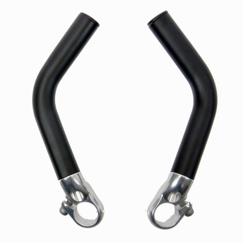b twin 3 position long bar ends cycling bikes