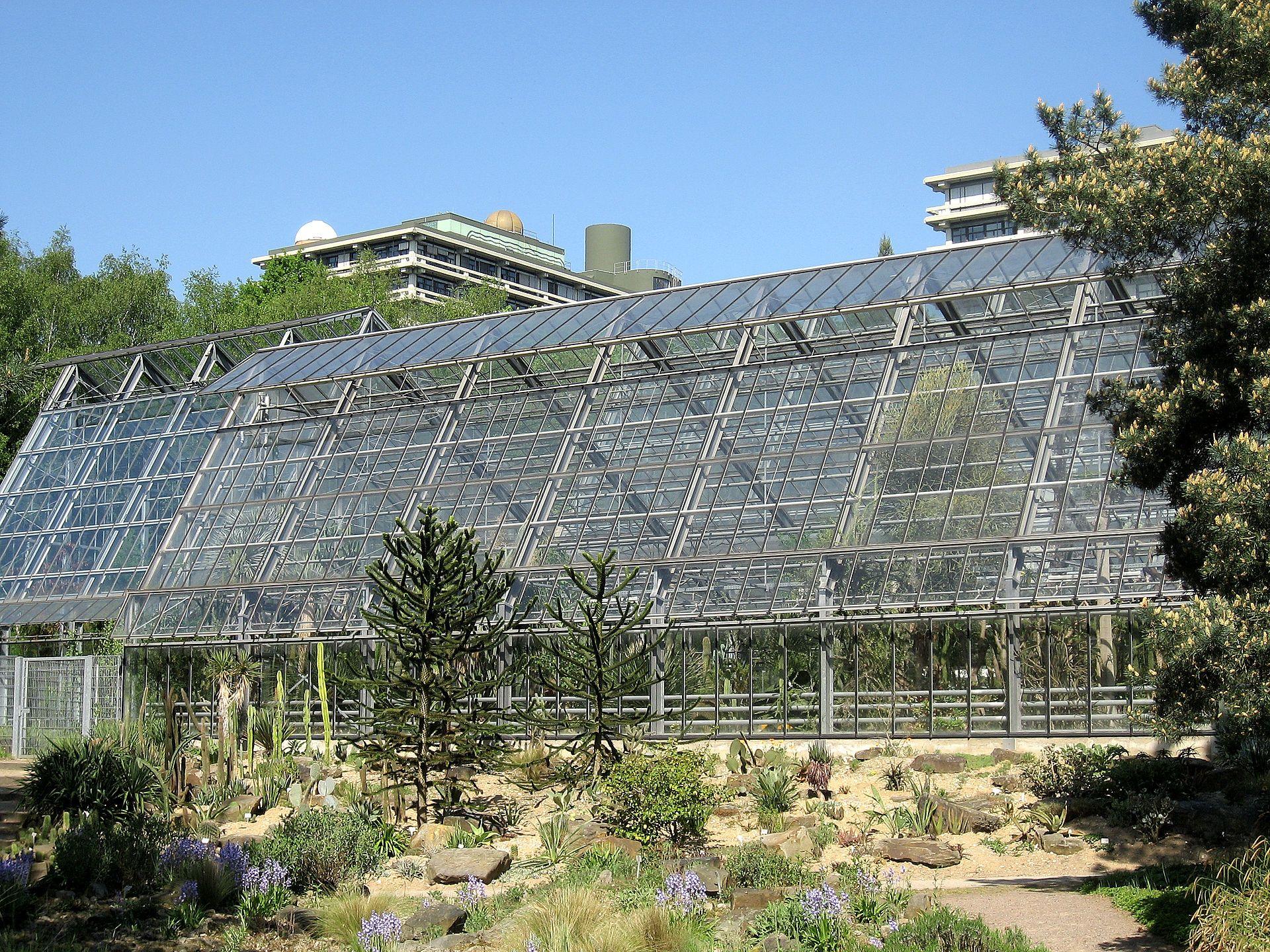 Botanischer Garten der Ruhr-Universität Bochum, Germany