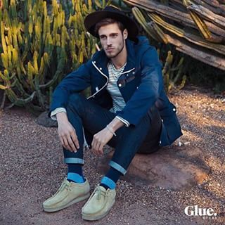 wallabees   Fits   Mens clothing styles, Men's clarks ...