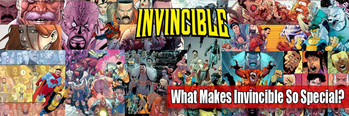 What Makes Invincible So Special? Episode 55 Image