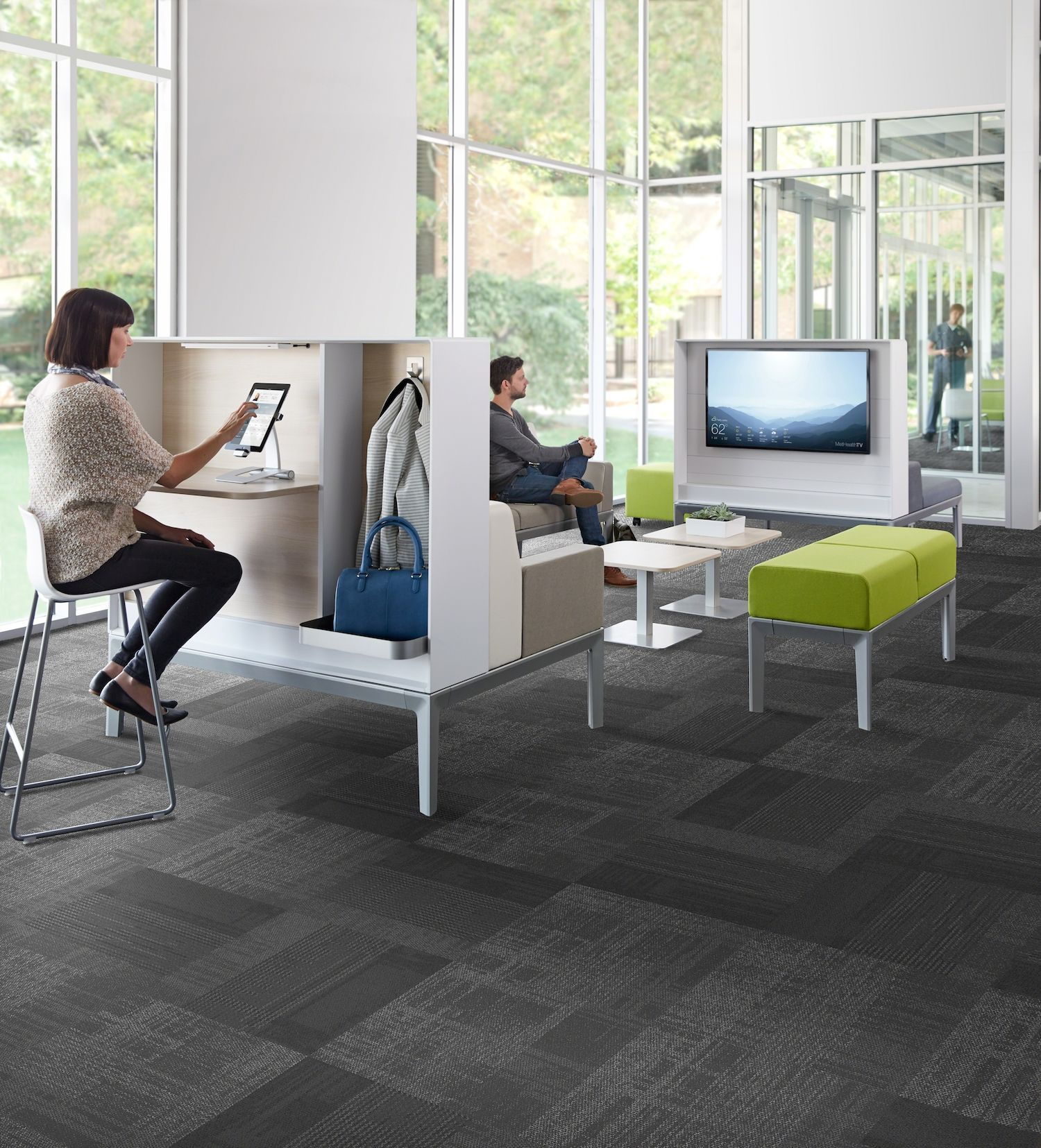 Better Waiting Rooms Simply Cant Wait Steelcase Health Waiting Room Design Office Waiting