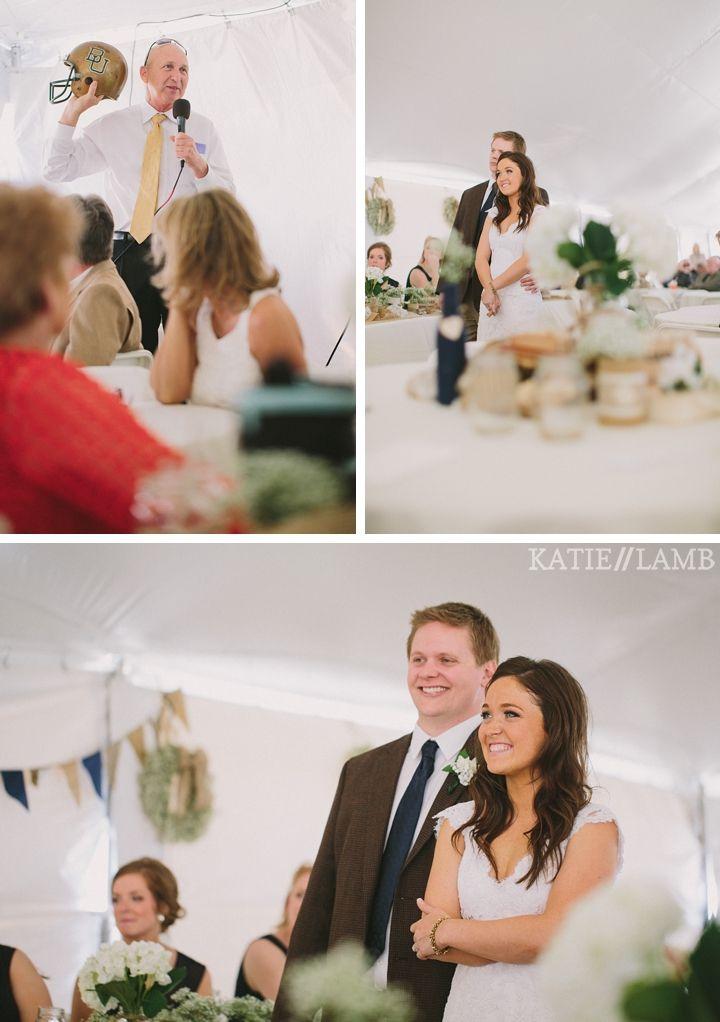 Baylor University Wedding