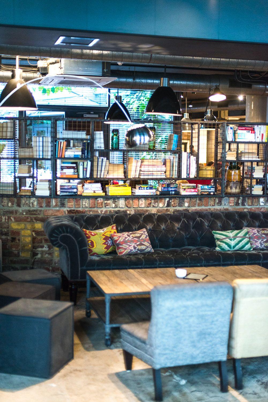 Soho House Shoreditch: The Hoxton Hotel In Shoreditch, London