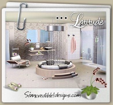 Bathroom Design Games Simcredible Designs 3  Top Quality Content For Sims Games