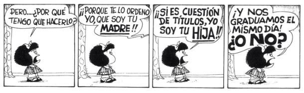 Día De La Madre Mafalda Mafalda Quotes Humor Comics